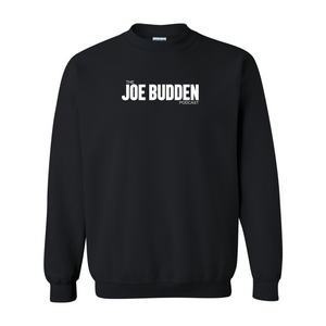 Joe Budden Podcast Logo - Black Crewneck Sweatshirt
