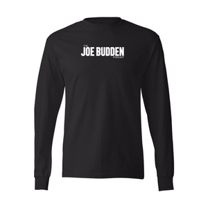 Joe Budden Podcast Logo - Black Long Sleeve Tee