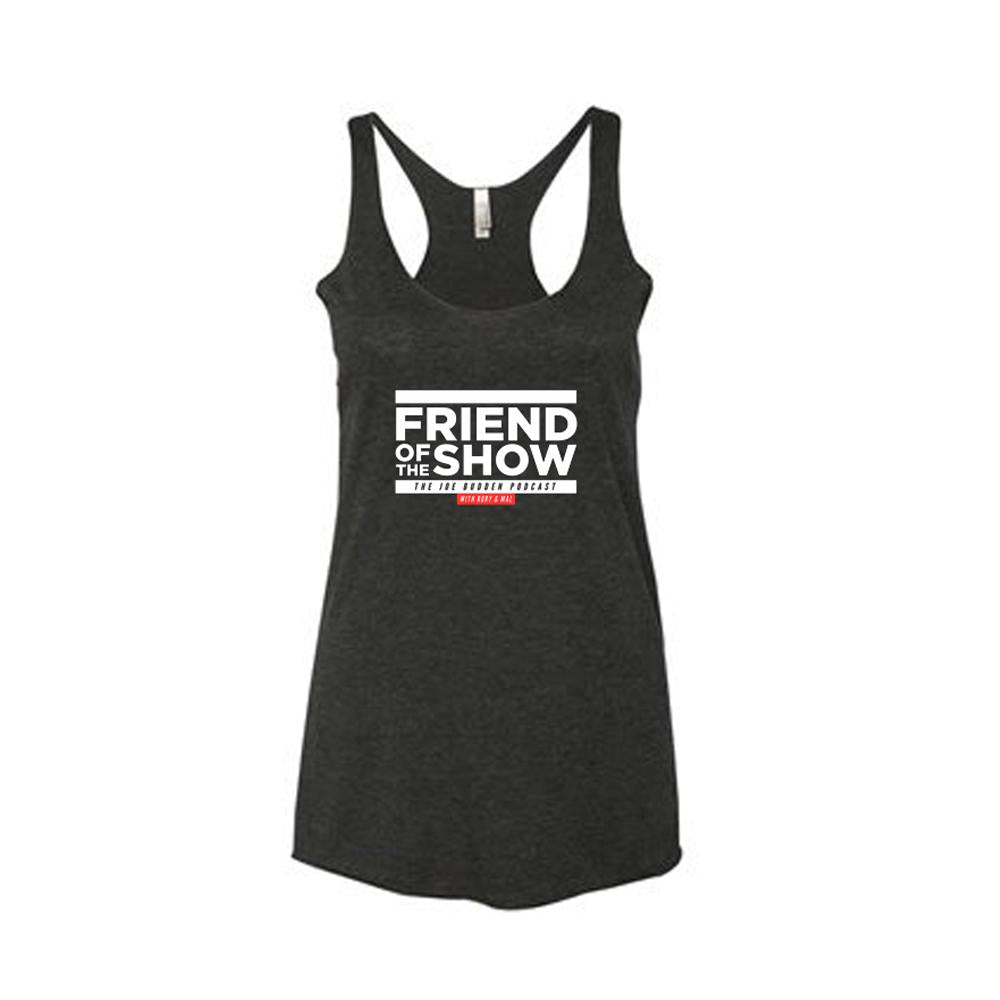 Friend of the Show Women's Racer Back Tank - Black