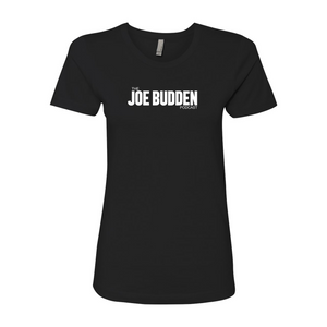 Joe Budden Podcast Logo - Women's T-Shirt on Black