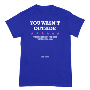 You Wasn't Outside on Blue - One Sided