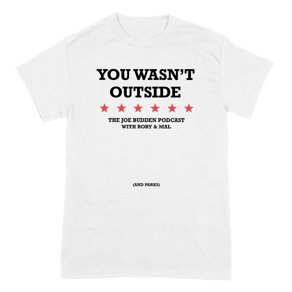 You Wasn't Outside on White - One Sided