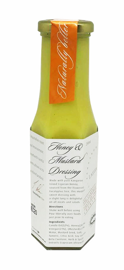 LATITUDE 36 - HONEY & MUSTARD DRESSING
