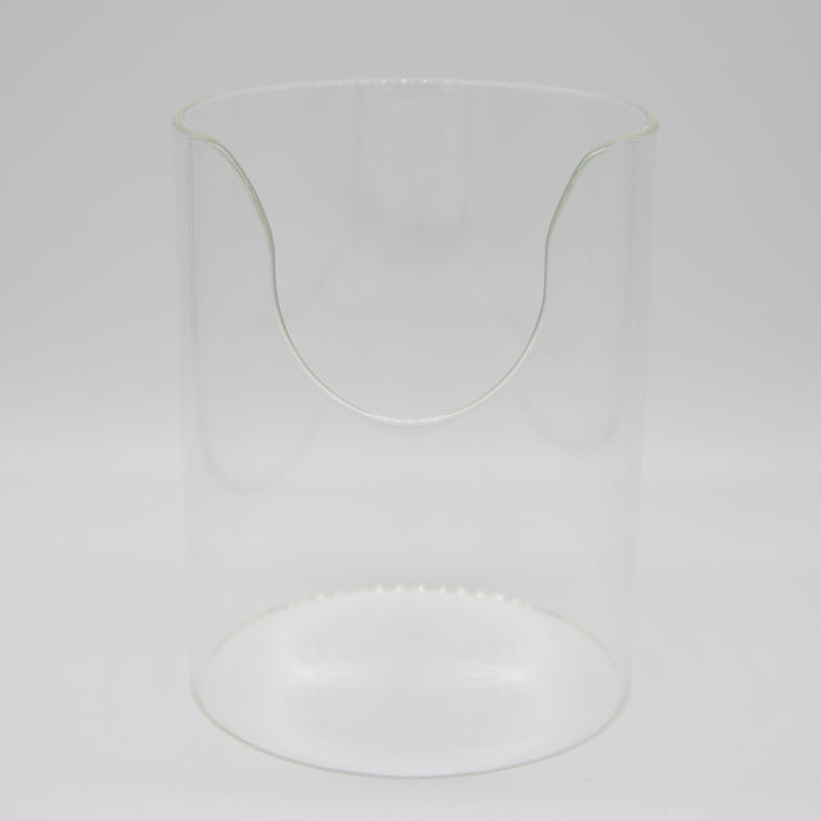 Onsen Labs Borosilicate Glass Heat Shield Part Front View