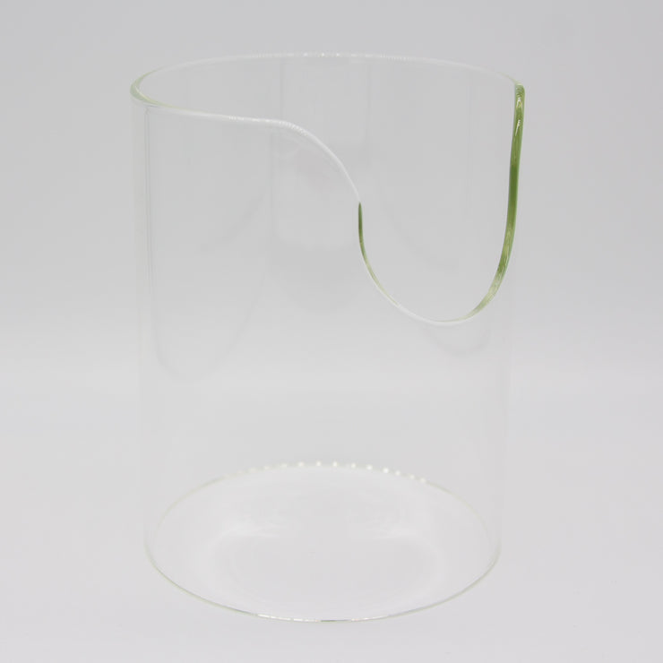 Onsen Labs Borosilicate Glass Heat Shield Part Angle View