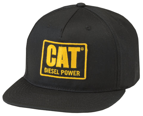 DIESEL POWER FLAT BILL CAP- 6PK
