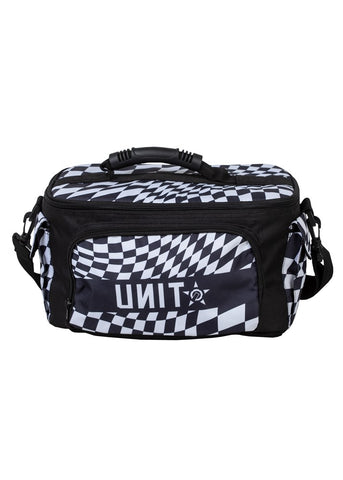 MENS BAG - COOLER - CHECKERS