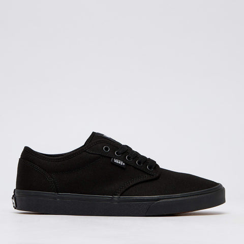 ATWOOD CANVAS BLACK/BLACK