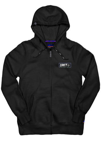 MENS FLEECE - HOODIE - CLAPPED