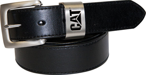 CALDERWOOD GEN LEATHER BELT - 30MM WIDE