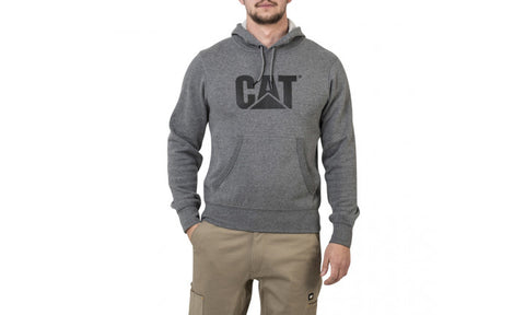 DESIGN MARK HOODED SWEATSHIRT