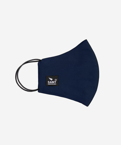SAINT Face Mask LARGE (Navy)