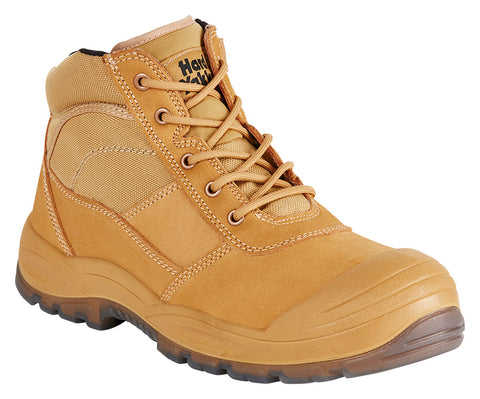 UTILITY SIDE ZIP WHEAT