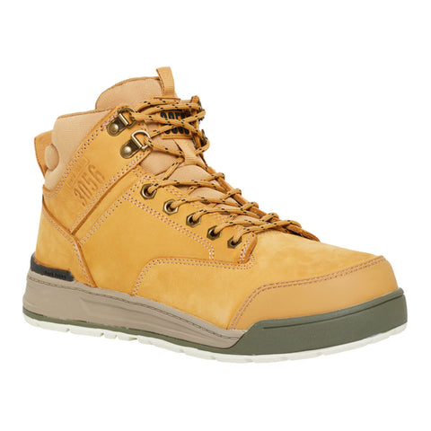 3056 LACE ZIP WHEAT