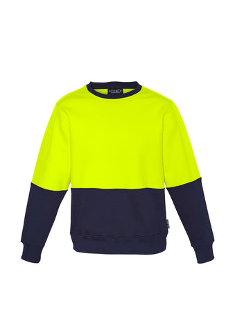 Unisex Crew Neck Windcheater