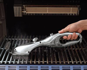 Grill Steam Cleaning Barbeque Brush