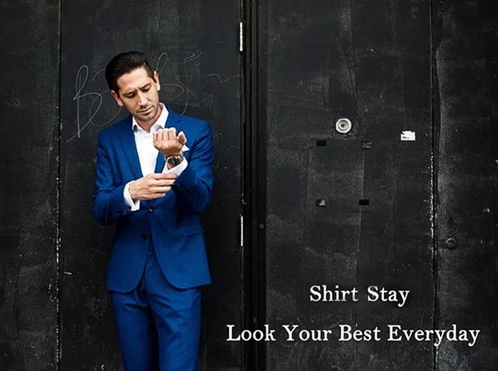 Shirt-Stay | Look Your Best Everyday!