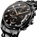 (SUMMER SALE 50% OFF)OLMECA Men's Watches Luxury Wristwatches