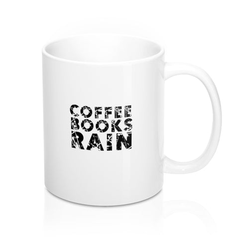 Coffee Books Rain...WM