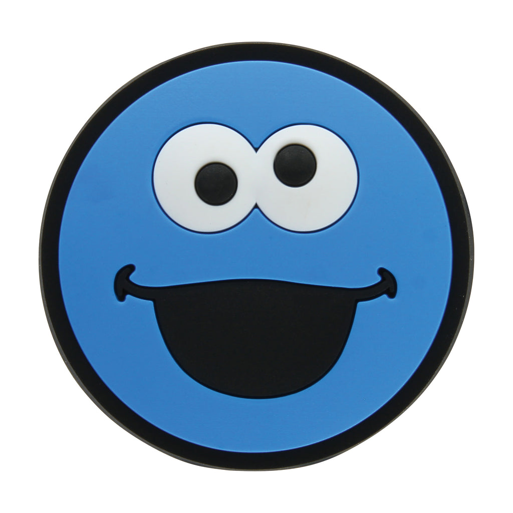 Crocs Jibbitz™ Charm Sesame Street Cookie Monster