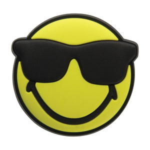 Crocs Jibbitz™ Charm Smiley Brand Sunglasses