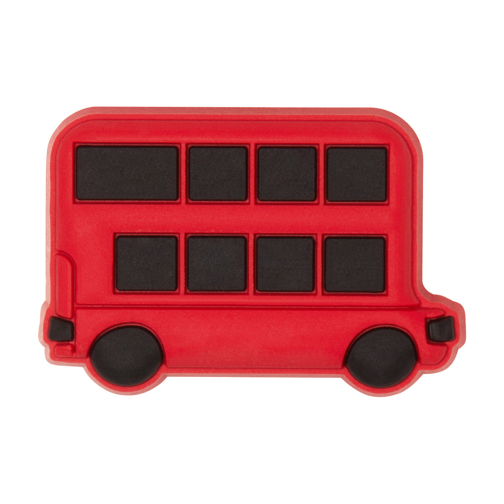 Crocs Jibbitz™ Charm Double Decker Bus