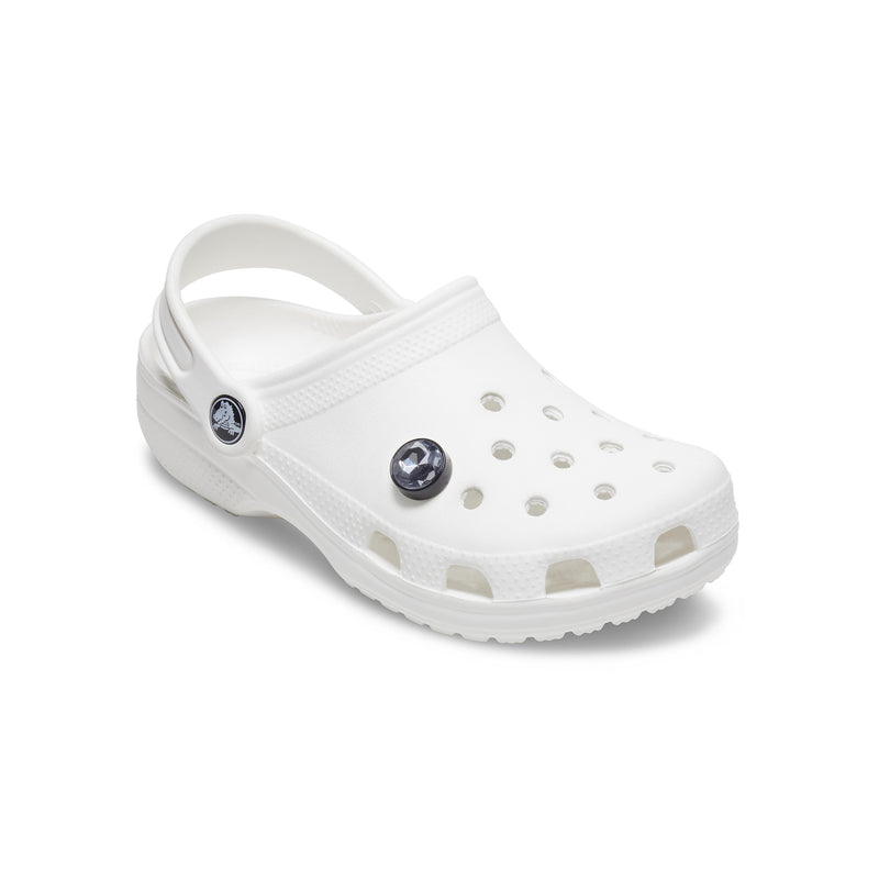 Crocs Jibbitz™ Sparkly Grey