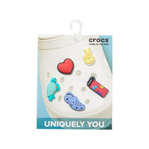 Crocs Jibbitz™ Peace Love And Outdoors Pack