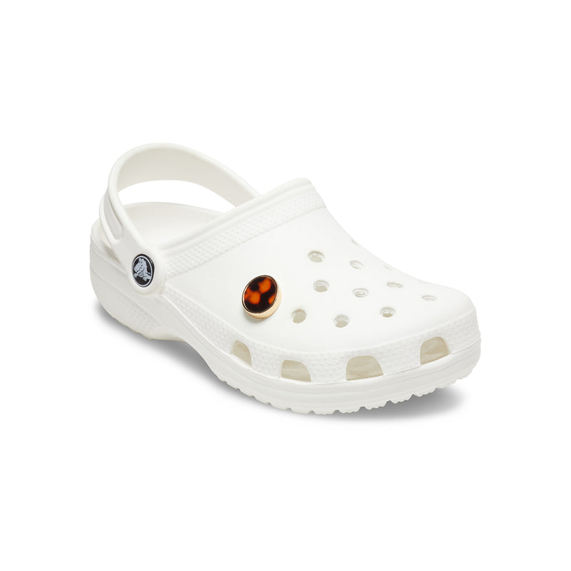 Crocs Jibbitz™ Tortoise Shell Circle