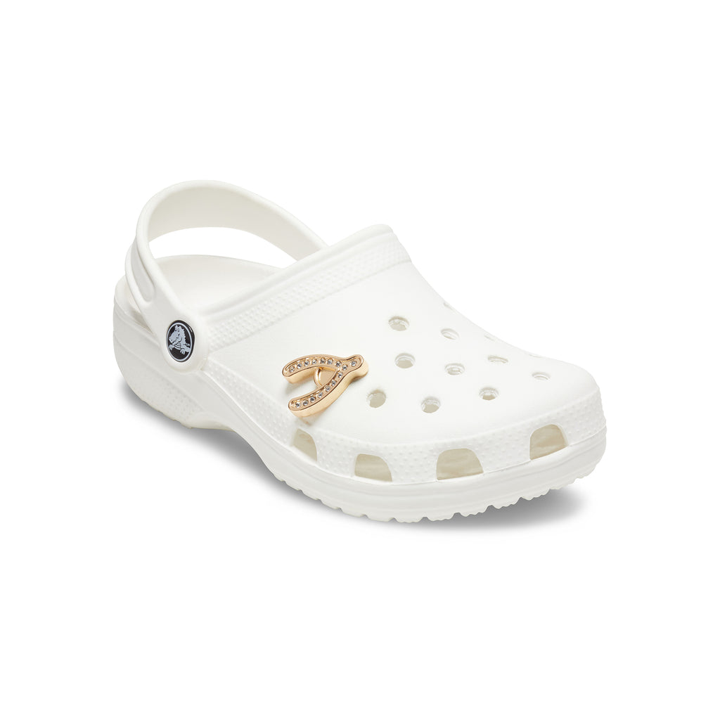 Crocs Jibbitz™ Gold Wishbone