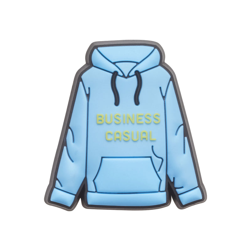 Crocs Jibbitz™ Business Casual Hoodie