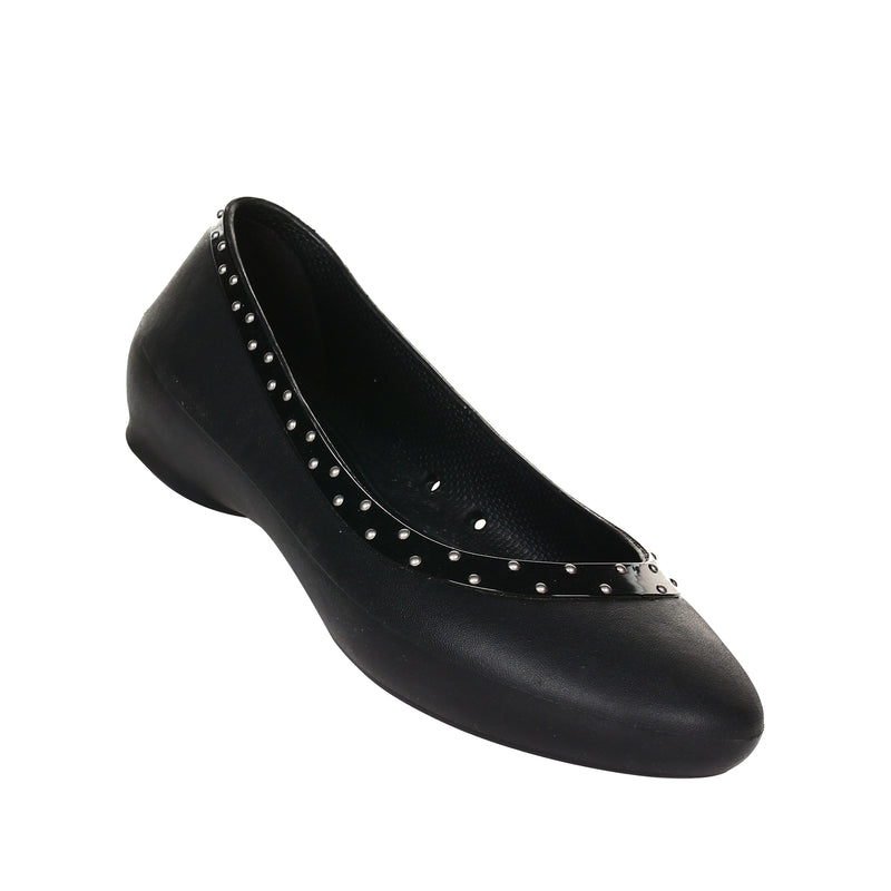 Crocs Women's Lina Studded Flat