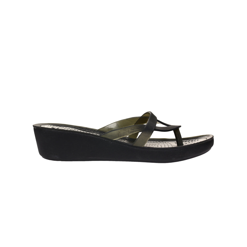 Crocs Women's Isabella Wedge Flip