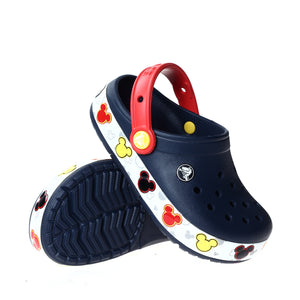 Crocs Kids' CB Funlab Mickey Lights Clogs