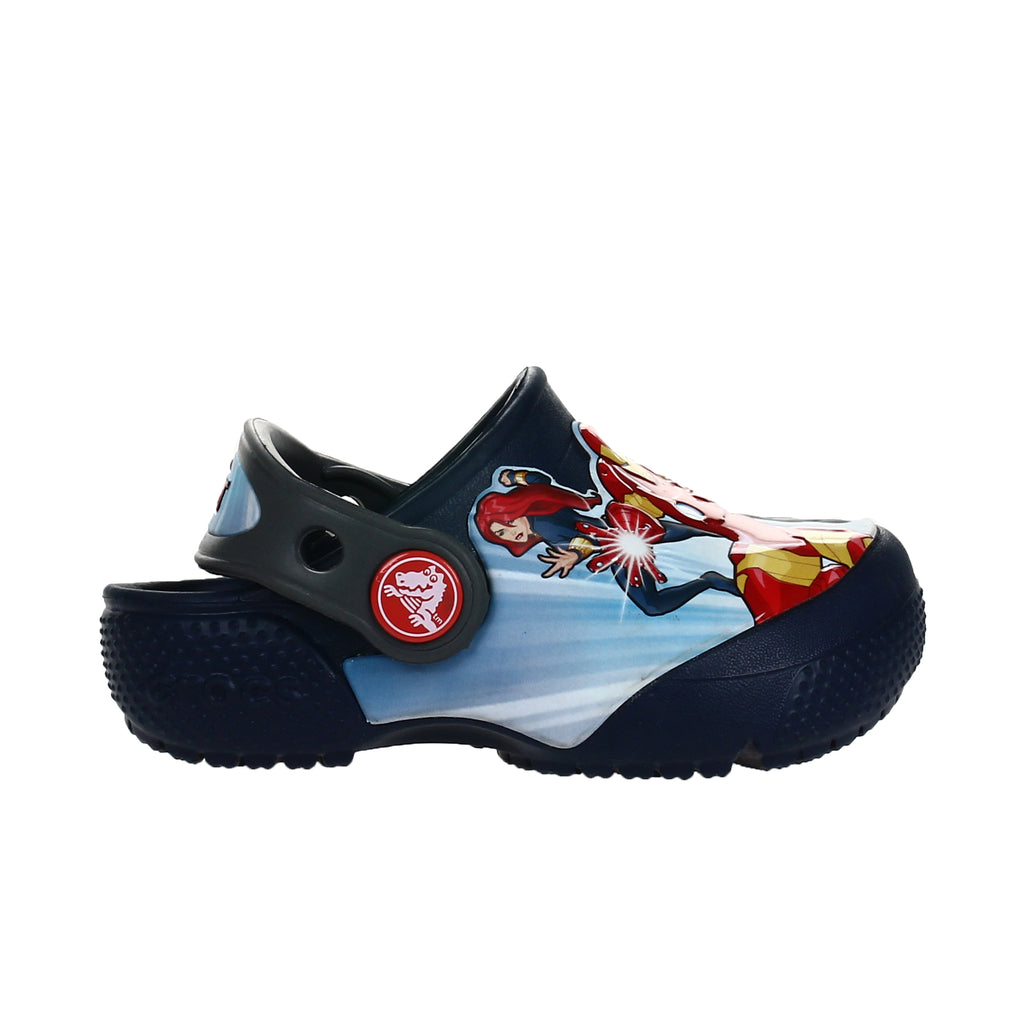 Crocs Boy's Fun Lab Avengers Multi Clog