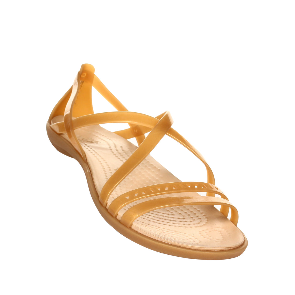 Crocs Women's Isabella Cut Strappy Sandal