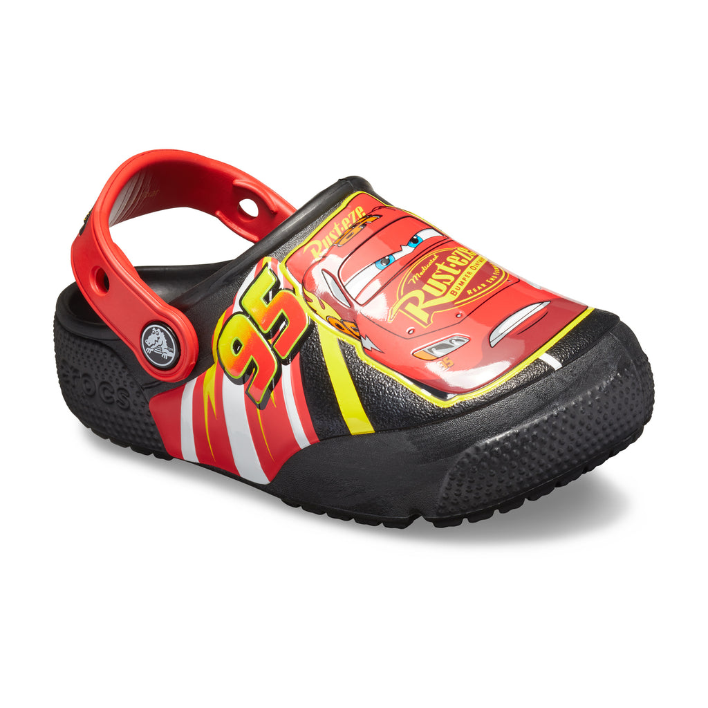 Crocs Boy's Funlab Mcqueen Light Clog