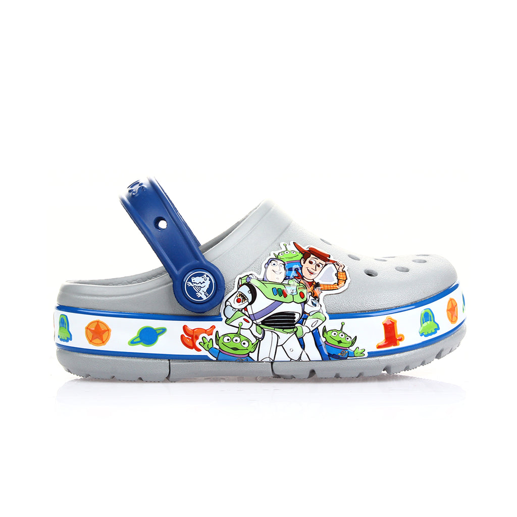 Crocs Boy's Fun Lab Toy Story 4 Lights Clog