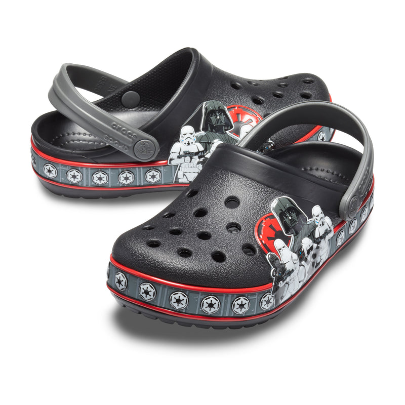 Crocs Boy's Fun Lab Empire Band Clog