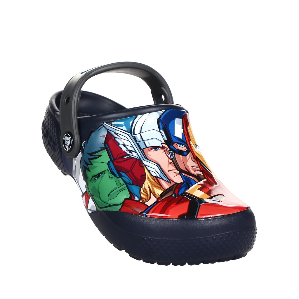 Crocs Boy's Fun Lab Marvel Multi Clog