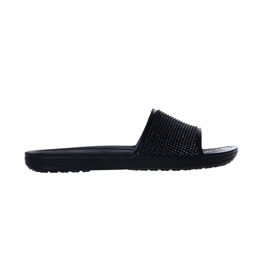 Crocs Women's Sloane Ombre Diamante Slide