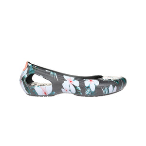 Crocs Women's Kadee Seasonal Graphic Flat