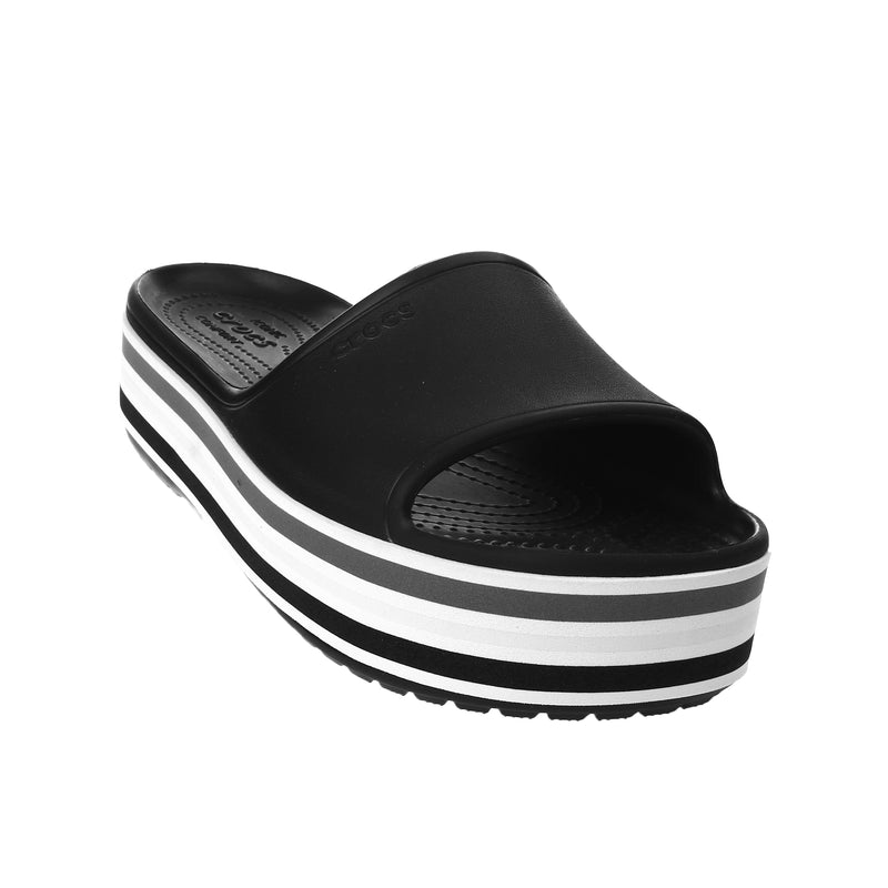 Crocs Crocband™ Platform Bold Color Slide