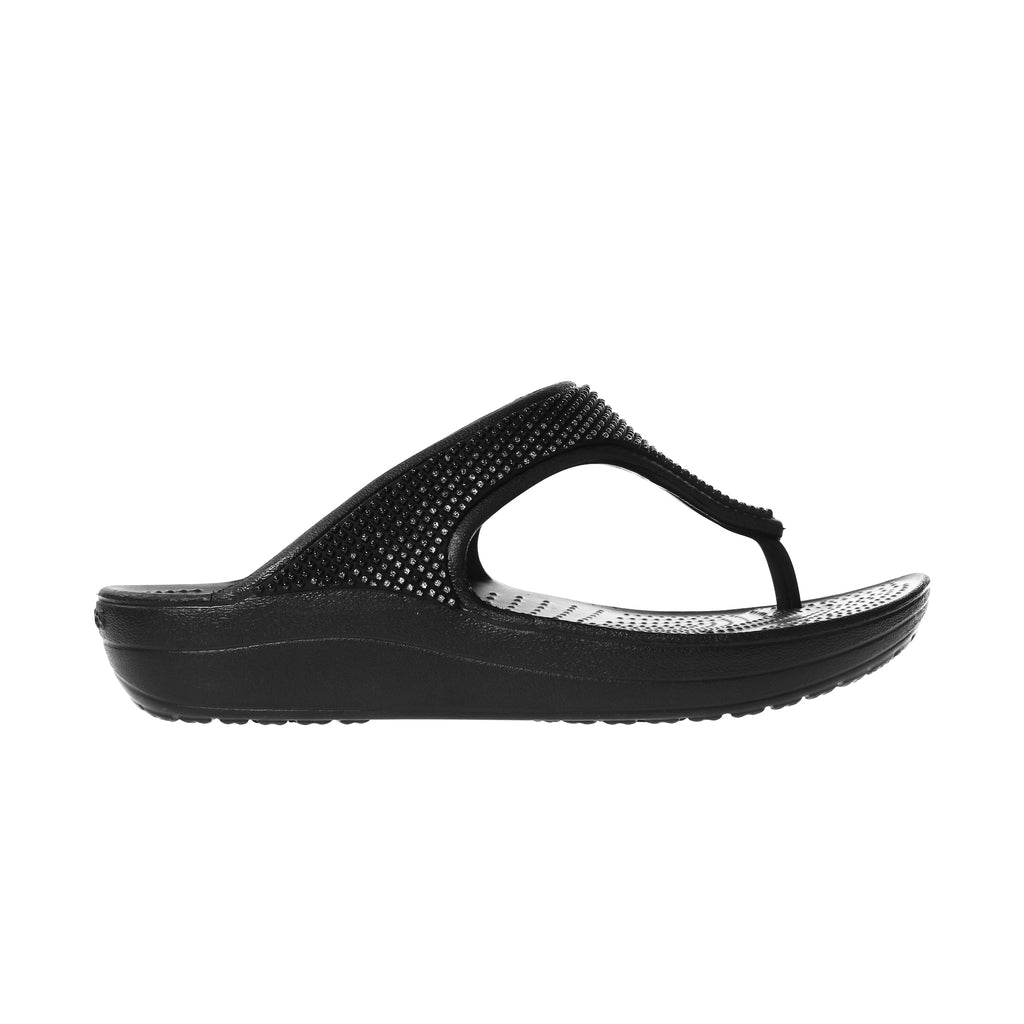 Crocs Women's Sloane Ombre Diamante Flip
