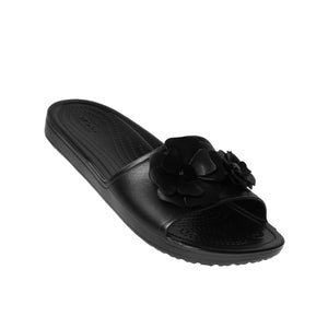 Crocs Women's Sloane Vivid Blooms Slide