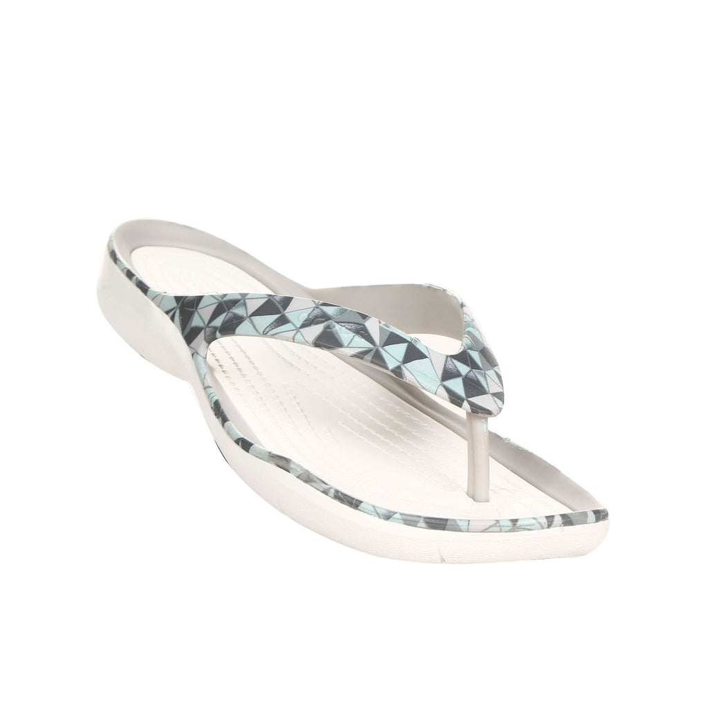 Crocs Women's Swiftwater™ Printed Flip