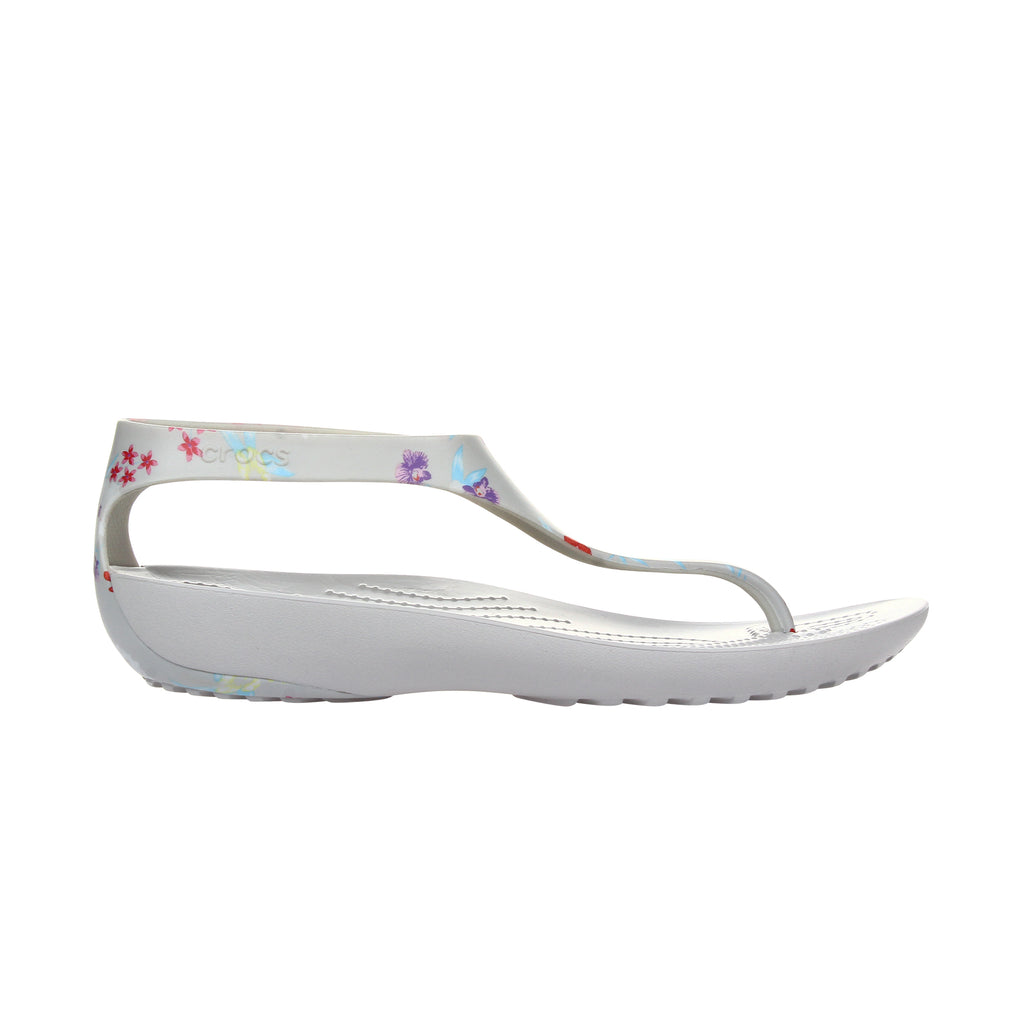 Crocs Women's Serena Graphic Flip