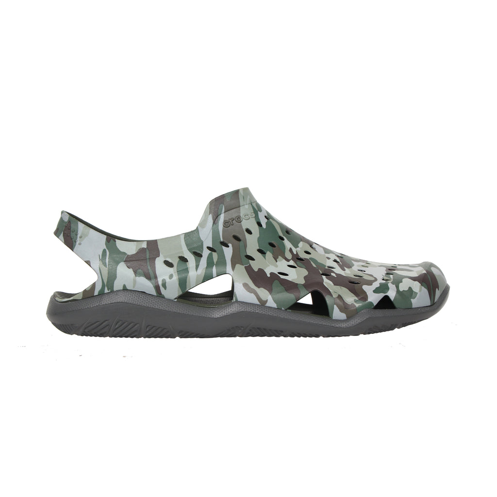 Crocs Men's Swiftwater™ Camo Wave Sandal