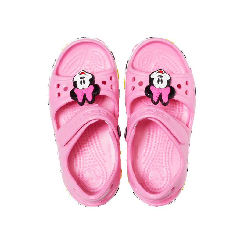 Crocs Kids' Girls Funlab Disney Minnie Mouse Sandal