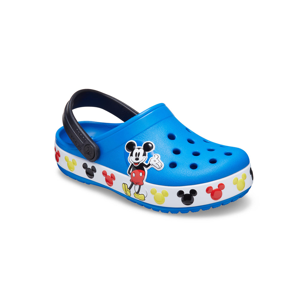 Crocs Kids' Boys Funlab Disney Mickey Mouse Band Clog